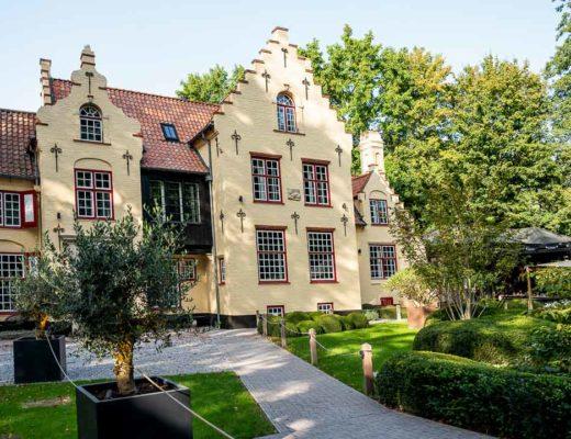 Restauratie Hotel 't Fraeyhuis